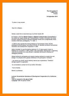 Présentation Lettre Anglaise 8 mod 232 le lettre en anglais lettre officielle