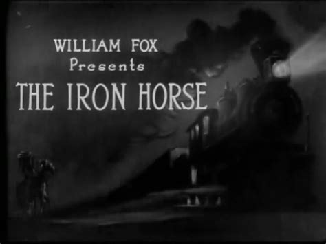 film seri iron horse the iron horse john ford 1924 youtube