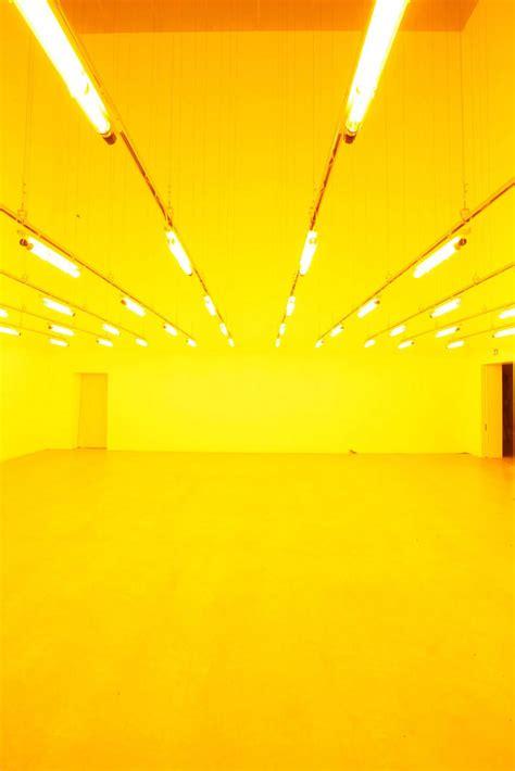 one color room for one colour artwork studio olafur eliasson