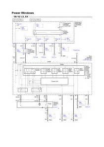 1996 honda civic ex power window relay location 1996 wiring diagram free