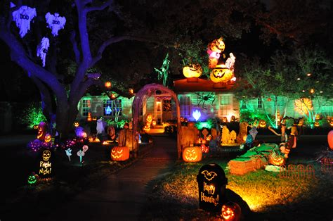 home halloween decorations halloween decor draws families to farrier house advocate