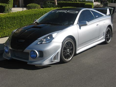 2003 Toyota Celica Information And Photos Zombiedrive