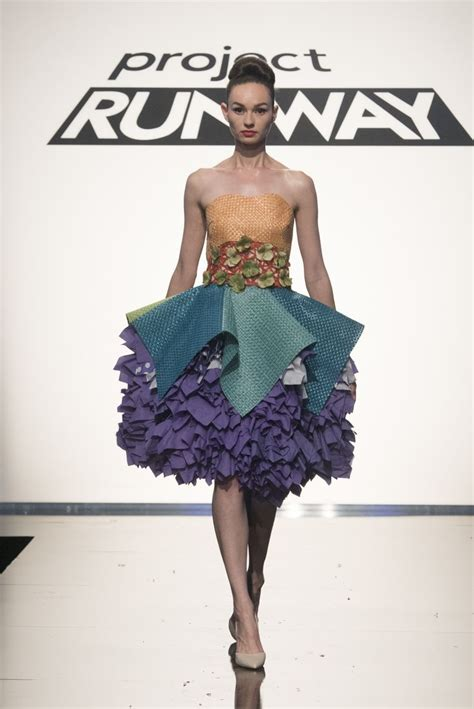 Would You Let A Project Runway Designer Create Your Prom Dress by 302 Best Project Runway Looks Images On