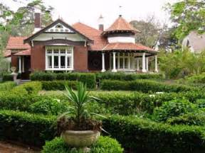 Queen Anne Home Plans Federation House Federation Queen Anne Style