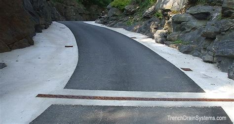 driveway drainage system drainage solutions pinterest driveways drainage grates and