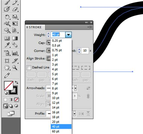 adobe illustrator pattern stroke how to apply a gradient fill to strokes in adobe