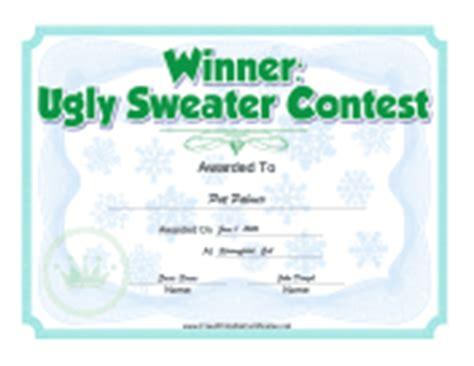 Christmas Certificates   Free Printable Certificates