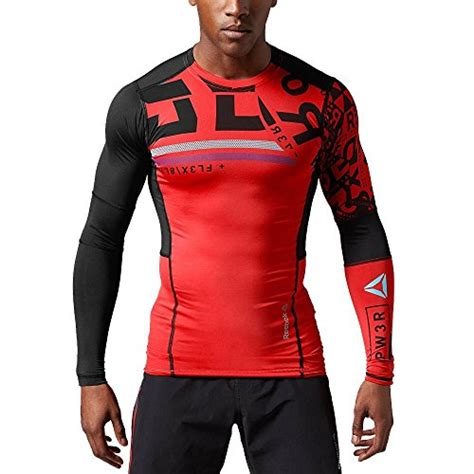 T Shirt Reebok 2 Abu reebok s crossfit one compression spartan t shirt