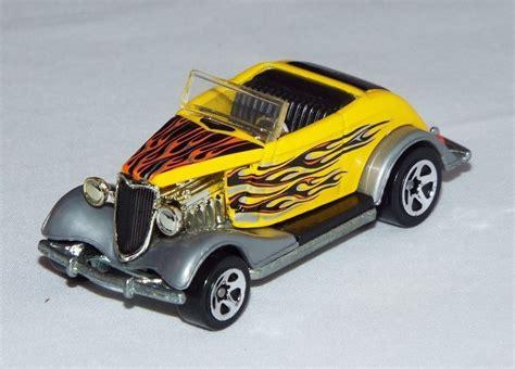 Hotwheels 125 33 Ford wheels 2001 kb toys set release 1 33 ford roadster w 5sps ebay
