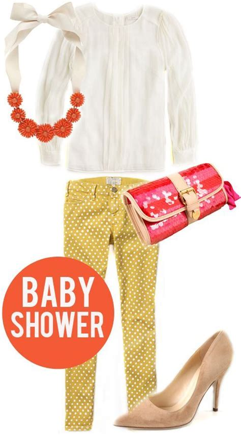 What To Wear To Baby Shower by Baby Shower Attire For Guest What Wear Baby Shower For