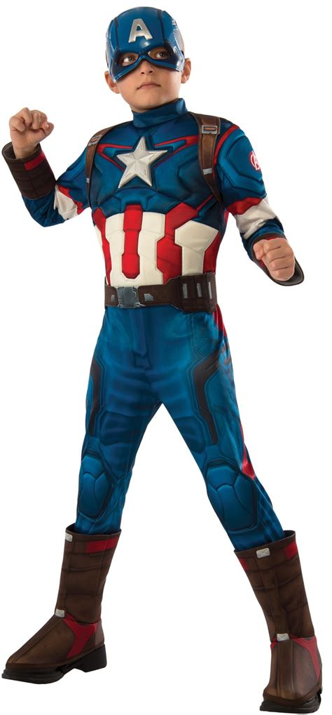 Captain America Kid buy 2 age of ultron deluxe captain