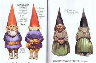 Gnomes A Billion Tastes And Tunes Gnomes By Rien Poortvliet And