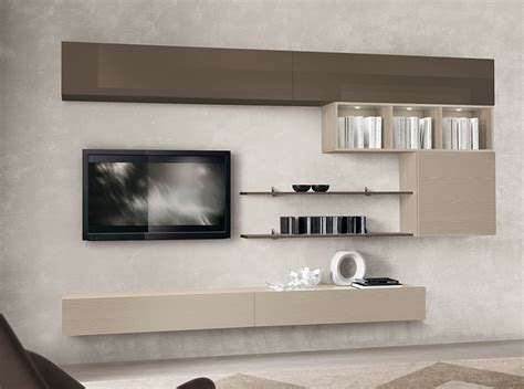 Modern Italian Wall Unit Vv 3949 Wall Units Living Room Italian Wall Units Living Room