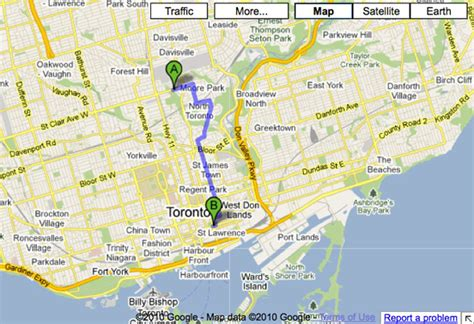 map directions toronto bike maps go live in toronto