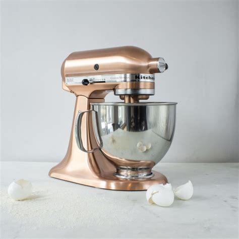 rose gold kitchen appliances wedding bells how to build the perfect registry lauren
