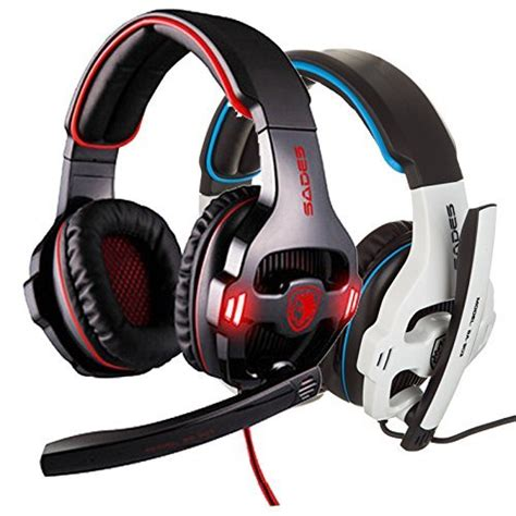 Sades Sa903 71 Simulated Sound Channel Gaming Headphone Stereo Sades Sa903 7 1 Surround Sound Stereo Professionelle Pc
