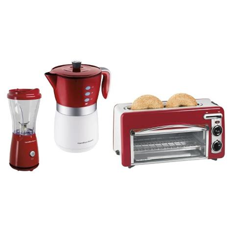 Coffee Maker Toaster Hamilton Beach Coffee Maker Toaster Amp Blender B Target