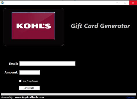 Kohls Discount Gift Card - kohls gift card amount mega deals and coupons