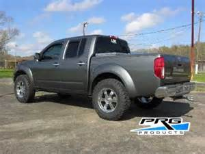 2006 Nissan Frontier Lift Kit 2006 Frontier W Prg 3 Quot Lift 33 S Before After