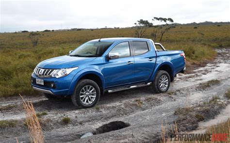 mitsubishi triton offroad 2016 mitsubishi triton review gls exceed video