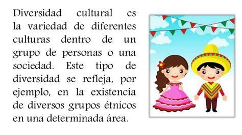 la diversidad de la quot diversidad cultural quot