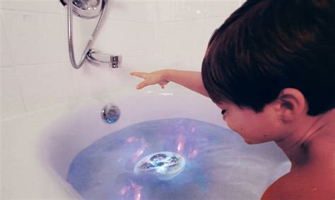 as seen on tv bathtub lights party in the tub or tub tizzies groupon goods