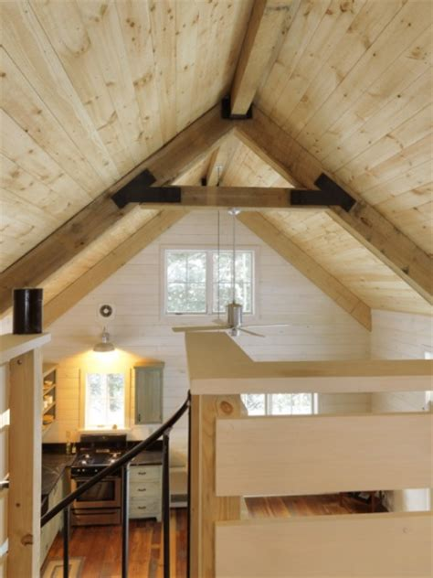 Pine Ceiling Designs by Cabin In The Woods Our Empty Nest