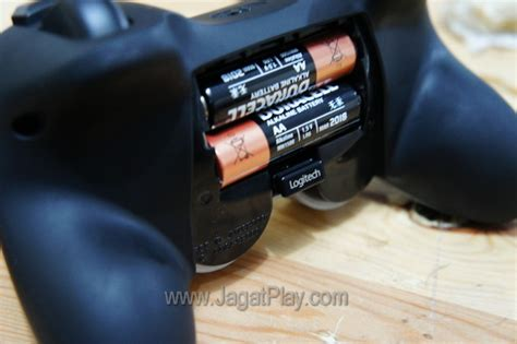 Baterai Stik Ps3 Tw review logitech gaming pad joystick f710