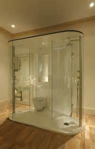 Here s a space saving idea an ensuite bathroom that s actually in the