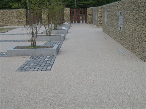 resin bound gravel driveway resin bound paving maintenance gravel surface cleaning