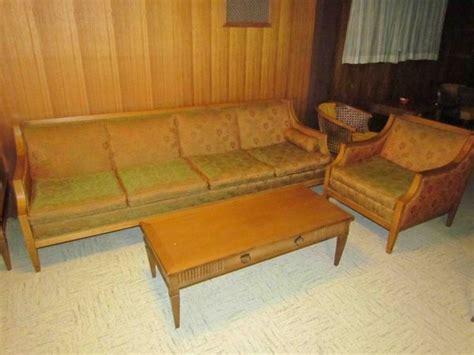 1970s living room furniture 1970 s living room set time capsule machine