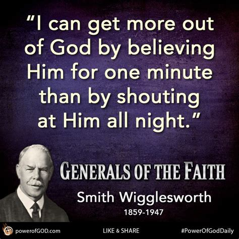 getting more out of prayer something more faith series books 20 best smith wigglesworth quotes images on