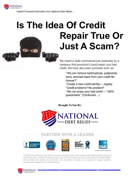 Is True Search Legit Is The Idea Of Credit Repair True Or Just A Scam
