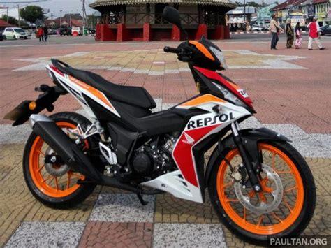 Sale Gear Set Honda Cbr 150 R K45 2016 honda rs150r ride impression of new cub