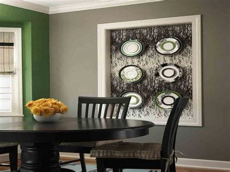 Dining Room Wall Decor Ideas by Black Dining Room Decorating Ideas For 4 Diningroomstyle Com