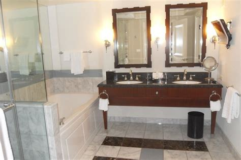 Caesars Palace Bathroom by To The Laurel Collection Augustus Tower Check In