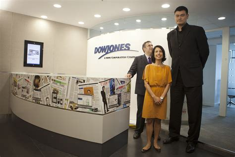 Yao Ming House When Basketball Royalty Visits The Wall Journal Business