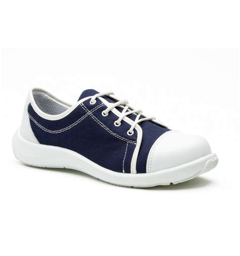 Chaussure De Securite Femme 7120 by S24 Chaussures De S 233 Curit 233 Femme Loane Marine S1p 8952