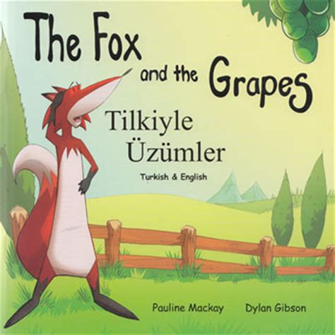 fox   grapes tilkiyle uezuemler turkish english   linguist
