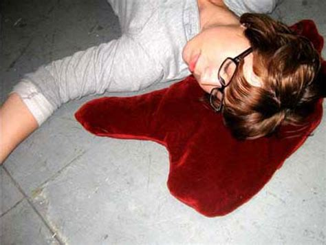 blood puddle pillows for slumber