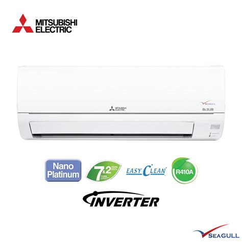 mitsubishi electric inverter mitsubishi electric wall mounted inverter standard 1 5hp