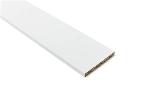 white shelf board
