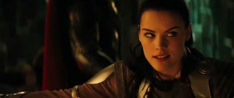 jaimie alexander confirms thor 3 and that s she s alien robot zombies superhammerman