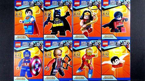 Bootleg Lego Justice League Flash lego marvel dc justice league heroes minifigures bootleg knock lebq 1836