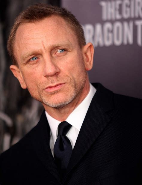 daniel craig tattoo the with the 2011 premiere photos