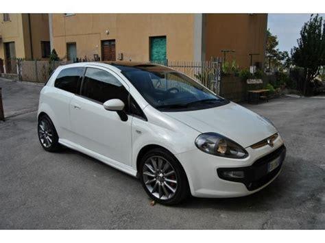 auto 3 porte sold fiat punto evo 1 3 mjt 90 cv used cars for sale