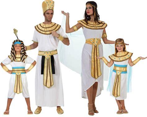imagenes trajes egipcios familia de egipcios disfraces carnaval