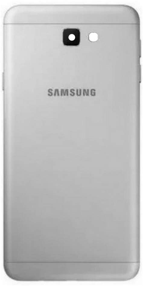Carcaca Tampa Traseira Samsung J7 Prime G610 Aluminio - R