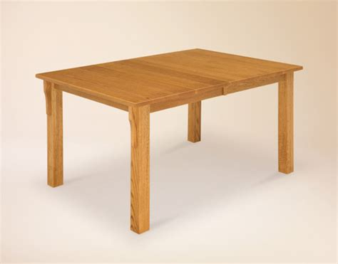 Mission Dining Room Table Mission Leg Dining Room Table Amish Dining Room Furniture Sugar Plum Oak Amish Furniture In