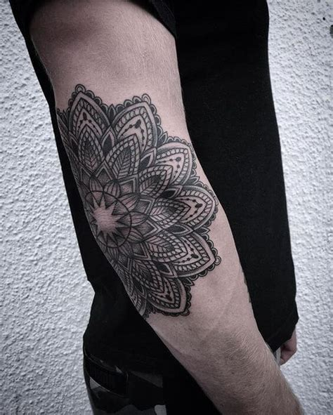 tattoo mandala bein mandala tattoos for men ideas and designs for guys